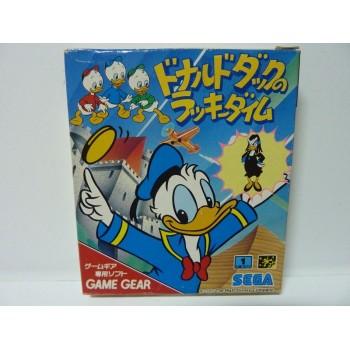 DONALD DUCK Lucky Dime Caper gg Japan