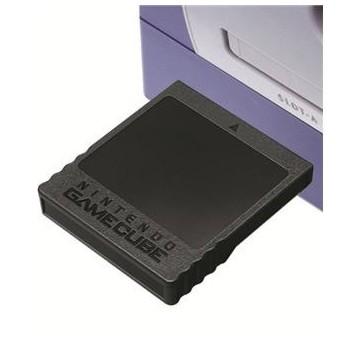 Carte Mémoire Gamecube Noire Officielle 251 Blocs