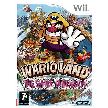 WARIO LAND The Shake Dimension Fr