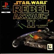 STAR WARS REBEL ASSAULT II (très bon état)