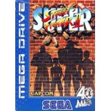 SUPER STREET FIGHTER 2 md pal