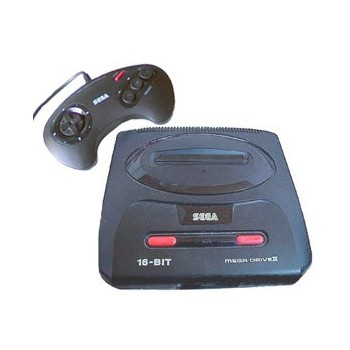 Console MEGADRIVE 2 pal