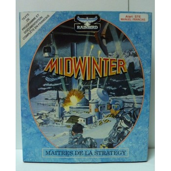 MIDWINTER + POSTER