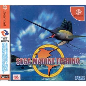 SEGA MARINE FISHING avec spin
