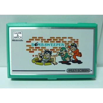 BOMB SWEEPER Game Watch