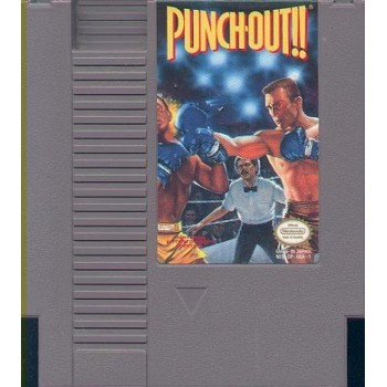 PUNCH OUT (cart. seule)
