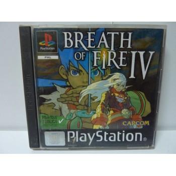 BREATH OF FIRE 4