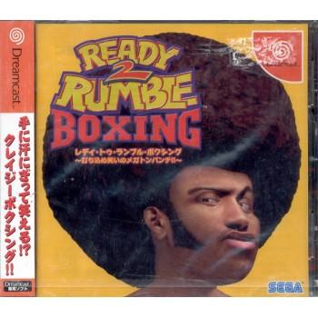 READY 2 RUMBLE BOXING (Neuf)