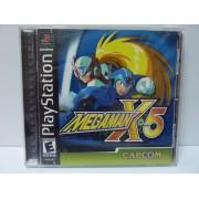 MEGAMAN X 5 us