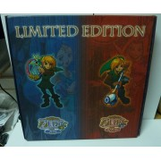 ZELDA Oracle of Ages Seasons Limited Pack