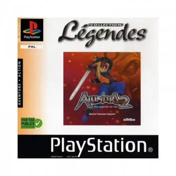 ALUNDRA 2 pal (collection legendes ed.)