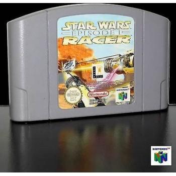 STAR WARS Episode 1 : RACER (cart.seule)