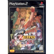 STREET FIGHTER ZERO COLLECTION