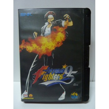 KING OF FIGHTERS 95 aes