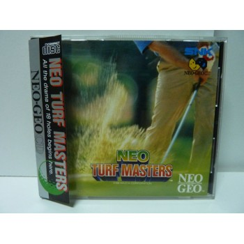 NEO TURF MASTERS avec Spinecard