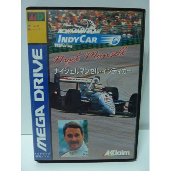 INDY CAR Feat. Nigel Mansell Japan