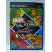 MARVEL VS CAPCOM 2 Pal
