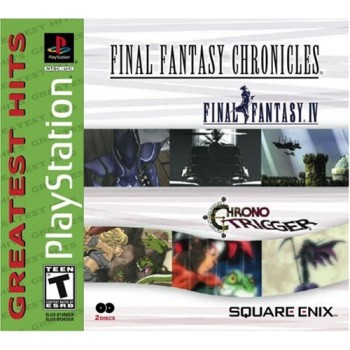 FINAL FANTASY CHRONICLES usa Greateast hits