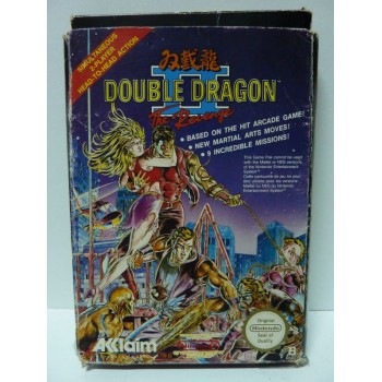DOUBLE DRAGON 2 THE REVENGE PAL FR complet