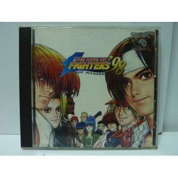 THE KING OF FIGHTERS 98 Us