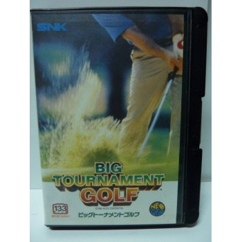 BIG TOURNAMENT GOLF Conversion