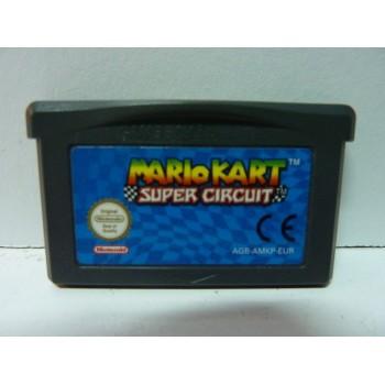 MARIO KART SUPER CIRCUIT (Cart. Seule)