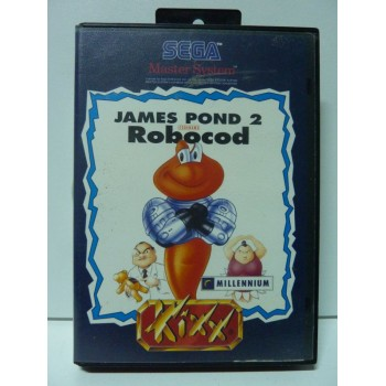 JAMES POND 2 : ROBOCOD (Sans notice)