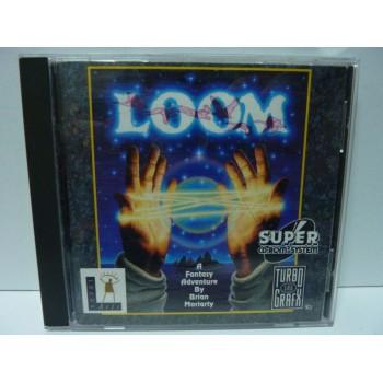 LOOM usa Turbo Grafx