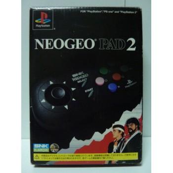 NEOGEO PAD 2 POUR PS2 Jap