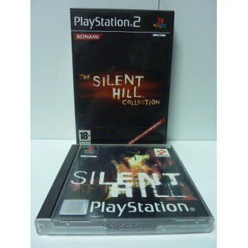 PACK SILENT HILL ET SILENT HILL COLLECTION