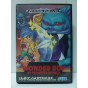 WONDER BOY IN MONSTER WORLD Pal (Sans notice)