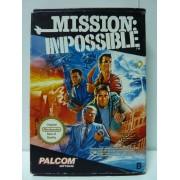 MISSION IMPOSSIBLE (Sans notice)