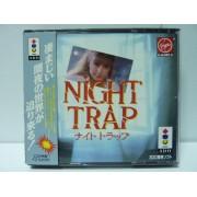 NIGHT TRAP Jap (Avec Spinecard)