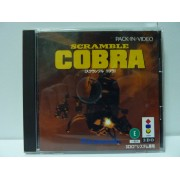 SCRAMBLE COBRA Jap (Avec Spinecard)