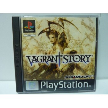 VAGRANT STORY pal