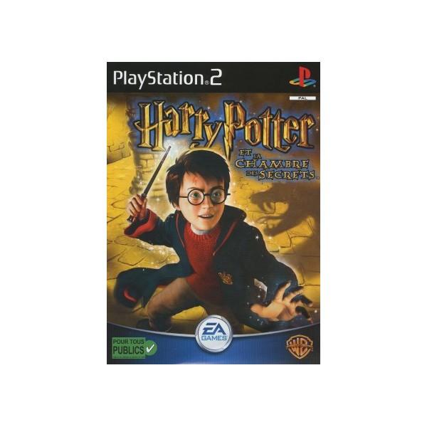 Harry potter et la chambre des secrets retrogameshop - Harry potter et la chambre des secrets ps1 ...