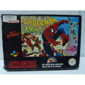 SPIDERMAN X-MEN : Arcade's Revenge