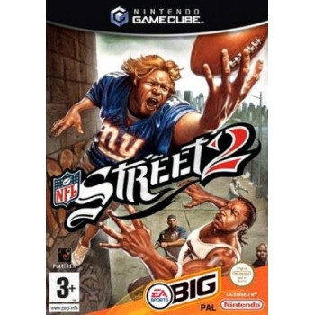 NFL STREET 2 Pal