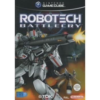 ROBOTECH BATTLECRY Pal