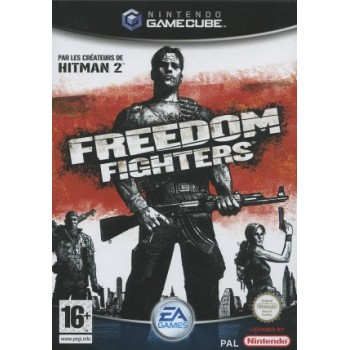 FREEDOM FIGHTERS Pal