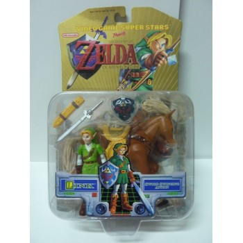 FIGURINE THE LEGEND OF ZELDA OCARINA OF TIME : LINK