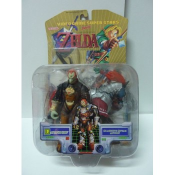 FIGURINE THE LEGEND OF ZELDA OCARINA OF TIME : GANONDORF