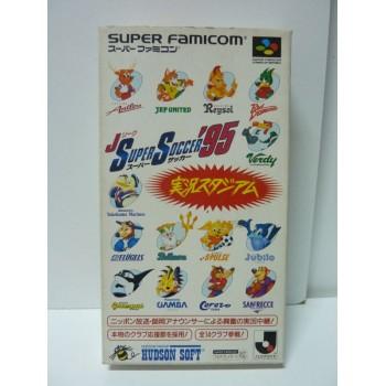 SUPER SOCCER 95 Jap