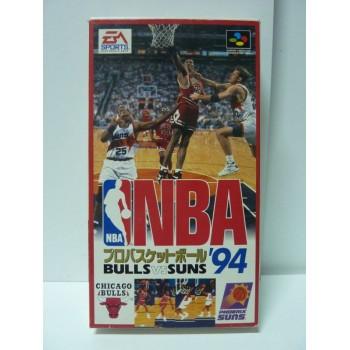 NBA BULLS VS SUNS 94