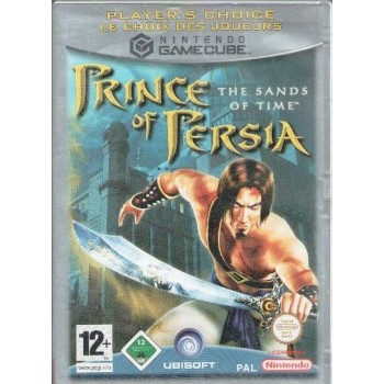 PRINCE OF PERSIA : THE SANDS OF TIME (choix des joueurs)