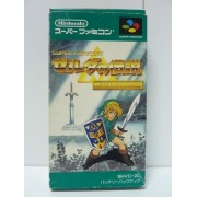 ZELDA 3 LINK TO THE PAST (Boite abîmée) Jap