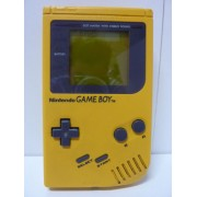 GAMEBOY JAUNE