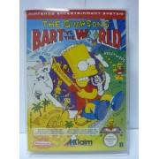 THE SIMPSONS BART VS THE WORLD Pal