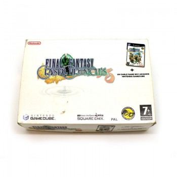 FINAL FANTASY CRYSTAL CHRONICLES Coffret + Cable Link