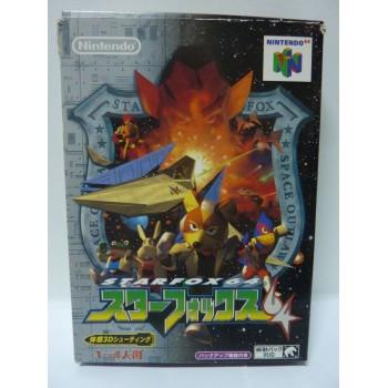 STARFOX 64 Jap